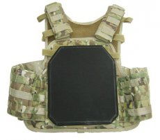 Survival Multicam Plate Carrier Operator NIJ4 Stand Alone