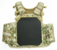 Survival Multicam Plate Carrier Operator NIJ4 Conjuction NIJ-3A