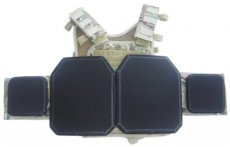 Operator Plate Carrier NIJ-4 Stand Alone 2x250x300mm +2x152x152mm Multicam